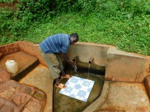 The Water Project:  Aineas Bukachi