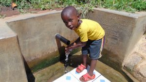 The Water Project:  Bravin Manyasa