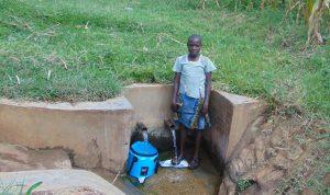 The Water Project:  Lucy Kweyu