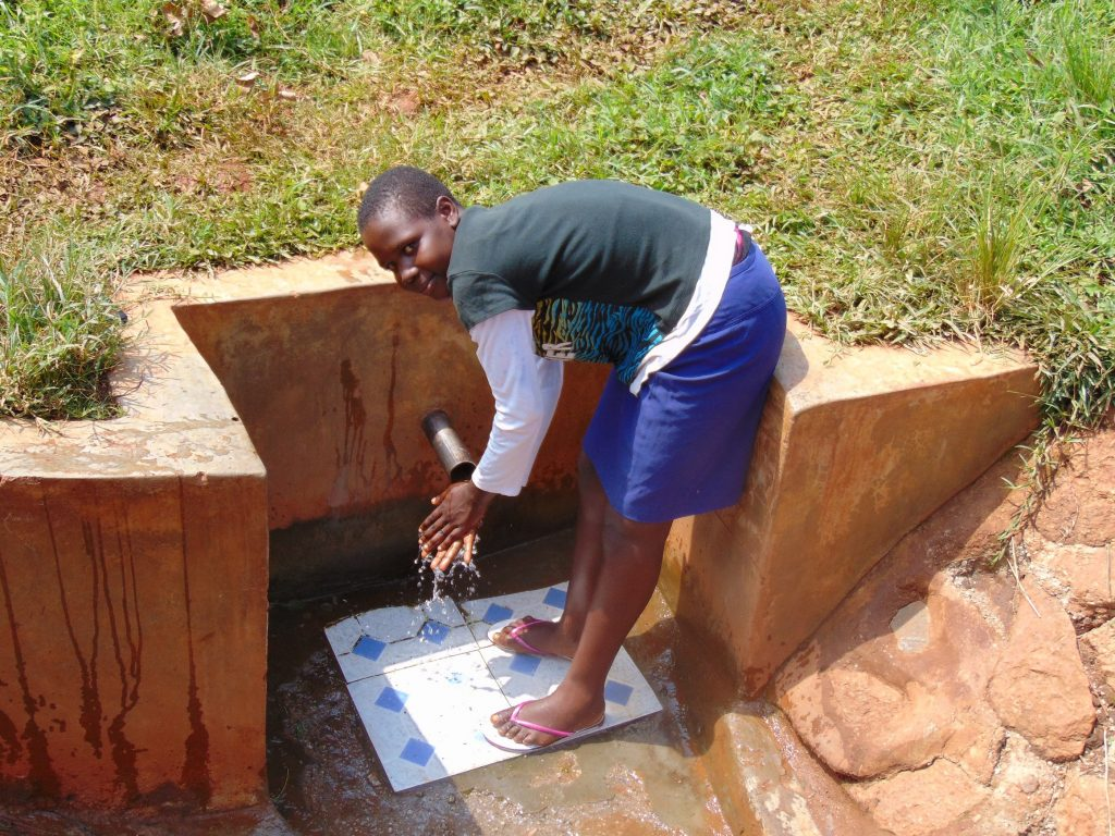 The Water Project : 2-kenya18137-pamela-emere