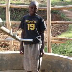 The Water Project: Elukho Community A -  Margaret Yvonne