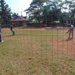 The Water Project: Ikumba Secondary School -  Preparing The Rebar