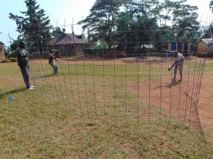 The Water Project:  Preparing The Rebar