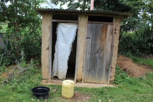 The Water Project:  Bathroom And Toilet Shelter