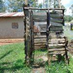 The Water Project: Bukhaywa Community, Shidero Spring -  Bathroom