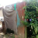 The Water Project: Bukhaywa Community, Ashikhanga Spring -  Bathroom