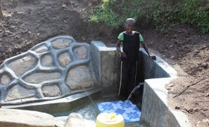 The Water Project:  Smiles For Flowing Water