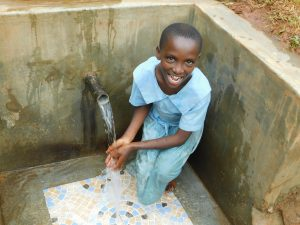 The Water Project:  Smiles For Clear Water