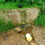 The Water Project: Kapkures Primary School -  Current Water Source