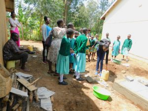 The Water Project:  Site Management Training