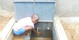 The Water Project:  Smiles For Rainwater