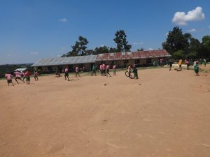 The Water Project:  School Playground