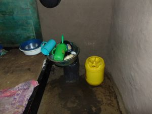 The Water Project:  Water Storage Plastic Containers