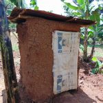 The Water Project: Kimaran Community, Kipsiro Spring -  Latrine