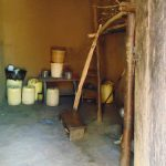 The Water Project: Munenga Community, Francis Were Spring -  Water Storage