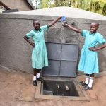 The Water Project: Makunga Primary School -  Clean Water Flowing