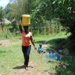 The Water Project: Bukhaywa Community, Ashikhanga Spring -  Carolyne Makhavali