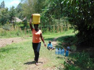 The Water Project:  Carolyne Makhavali