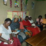 The Water Project: Shamiloli Community, Kwasasala Spring -  Taking Notes