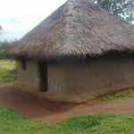 The Water Project: Mukangu Community, Metah Spring -  Traditional House
