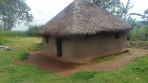The Water Project:  Traditional House