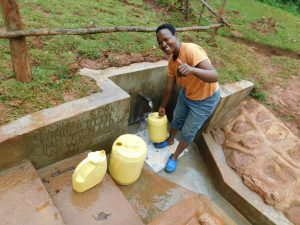 The Water Project:  Happy Filling Up