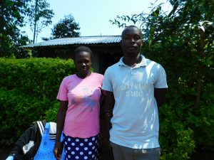 The Water Project:  John Akaliche With Family Family