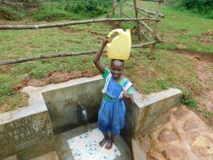 The Water Project:  All Filled Up And Ready To Go