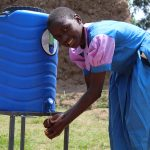 The Water Project: Kapchorwa Primary School -  Handwashing