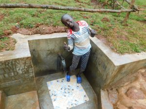 The Water Project:  Smiles At Kenya Spring