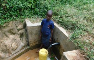 Giving Update: Maganyi Community, Bebei Spring