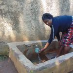 The Water Project: Mwanzo Primary School -  Catherine Avugwe