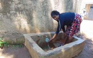 The Water Project:  Catherine Avugwe