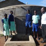 The Water Project: Musabale Primary School -  Running Water At Musabale Primary