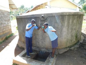 The Water Project:  Thumbs Up For Drinking Water