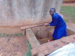 The Water Project:  Fidelis Wisamulitsa