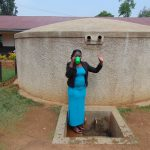 The Water Project: Imusutsu High School -  Teacher Mrs Doreen Imungu