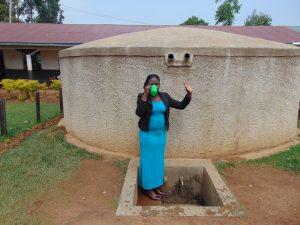 The Water Project:  Teacher Mrs Doreen Imungu