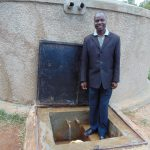 The Water Project: Kamuluguywa Secondary School -  Mr Gerald Luvembe