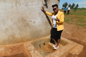 The Water Project:  Field Officer Jacklyne Chelagat