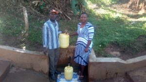 The Water Project:  Nathan With Betty