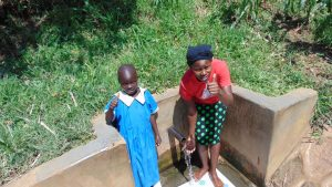 The Water Project:  Christine And Margaret