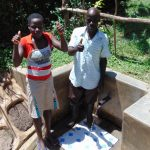See the Impact of Clean Water - Giving Update: Nambatsa Community, Odera Spring