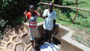 The Water Project:  Maria And Jairus