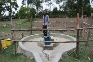 The Water Project:  Moses At The Well