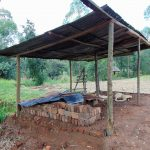 The Water Project: Bukhaywa Community, Ashikhanga Spring -  Bricks For Sale