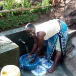 The Water Project: Buhayi Community, Nasichundukha Spring -  Celebratory Cool Down