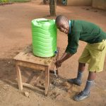 The Water Project: Makunga Primary School -  Handwashing