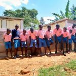 The Water Project: Irovo Orphanage Academy -  Boys In Front Of Latrines