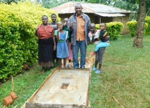 The Water Project:  New Owners Of A Sanitation Platform